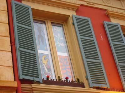 ニースマティス窓