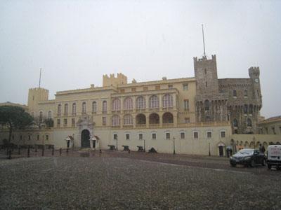モナコの宮殿だったかしら