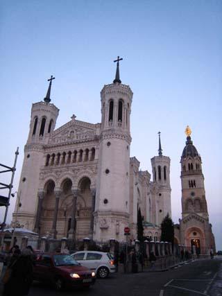 フルビエール教会1