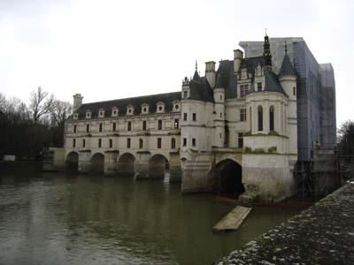 仏シュノンソー城