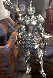 クシャナX・剣士