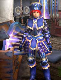 エンプレスX・剣士