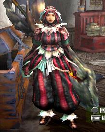 マカルパZ・剣士