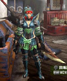 リオソウルZ・剣士