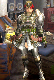 ゲネポス・剣士