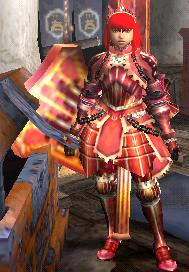 カイザーX・剣士