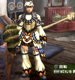 パピメルX・剣士