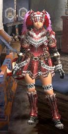ザザミX・剣士