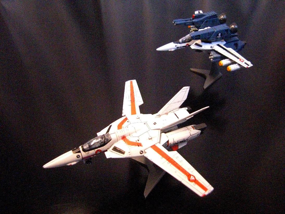 20100301F-ToysバルキリーコレクションVF-1J/VF-1S