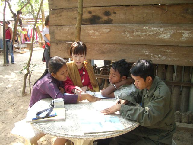 カンボジア3