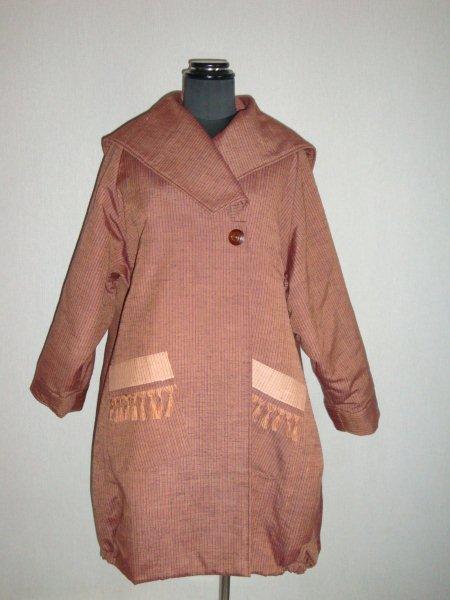 綿入れコート