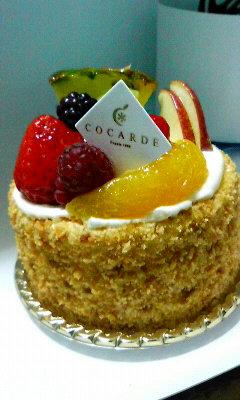 29歳 ケーキ