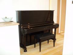 ピアノまわり1