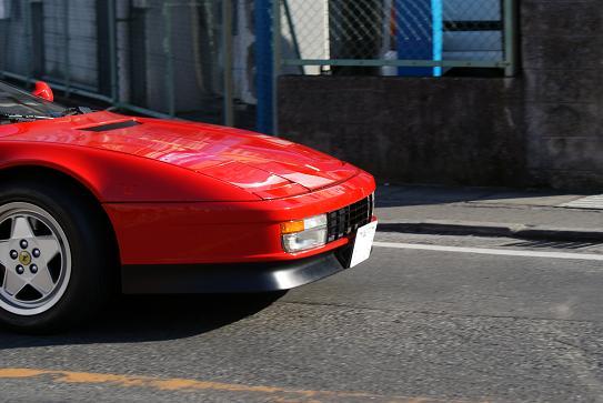 フェラーリ発見!