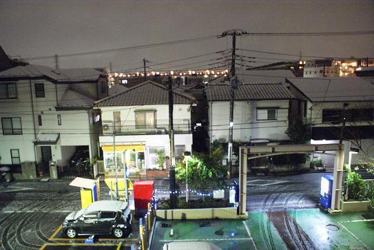 今日も雪1