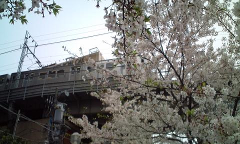 見上げれば五反田駅