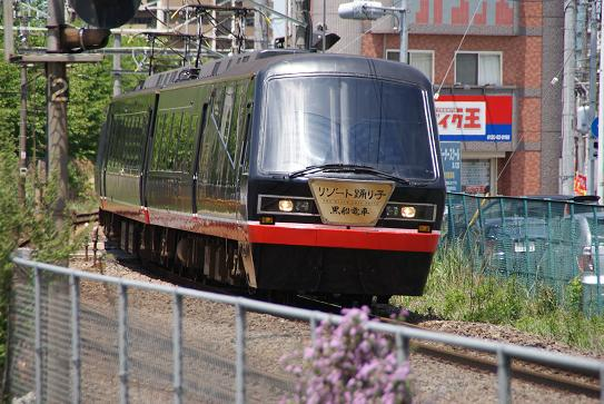 リゾート踊り子黒船電車