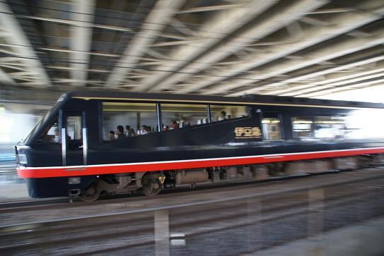 リゾート踊り子黒船電車2