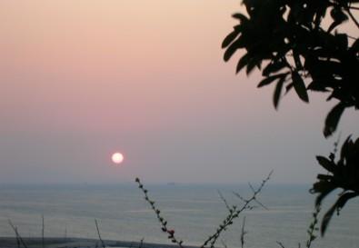 夕陽 3.26 2