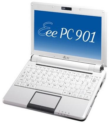 ASUSTeK(アスーステック)Eee PC(イーピーシー) 901-X 16G
