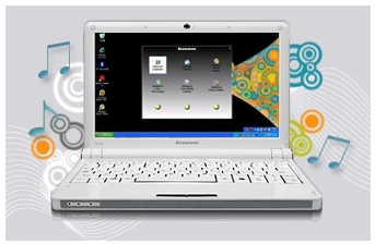 lenovo(レノボ)からIdeaPad(アイデアパッド) S10eが発表、160ギガのハードディスク搭載で5.3時間駆動