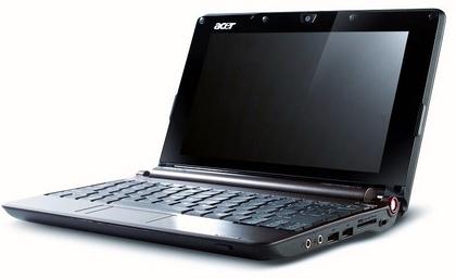 Acer(エイサー)Aspire One(アスパイア・ワン)ゴールデン・ブラウン