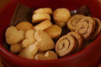 クッキーごちそうさま