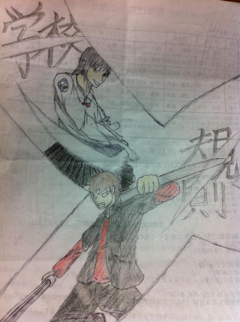 オリキャラ(刀)