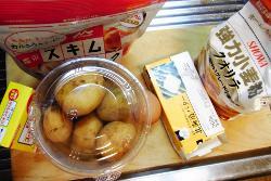 ジャガイモパン 材料