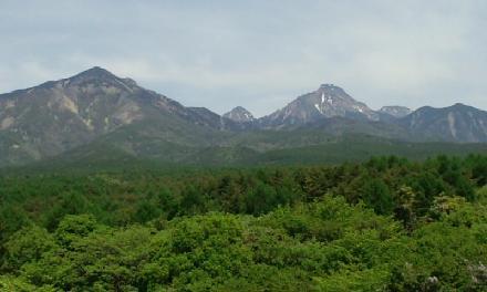 八ヶ岳1S