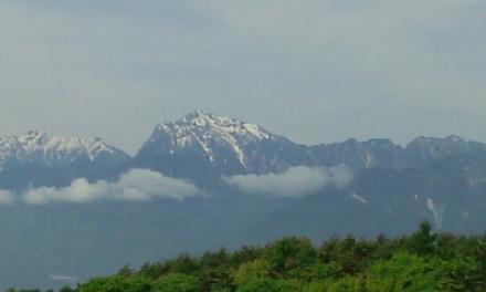 八ヶ岳2S