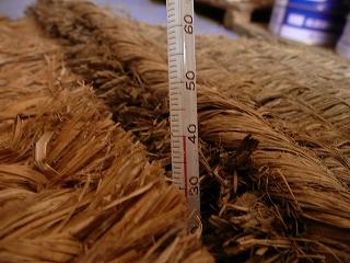 二次発酵開始20日目のボカシ肥料