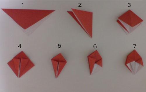ハート 折り紙 折り紙 くり : uochu.blog120.fc2.com
