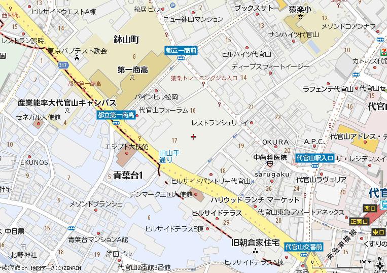 代官山プロジェクト