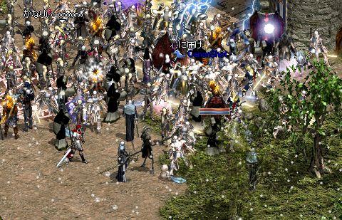 イベント攻城戦