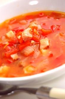 赤野菜♪のスープ