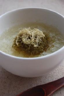 大根おろしの昆布スープ