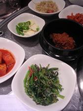 野菜などの小鉢