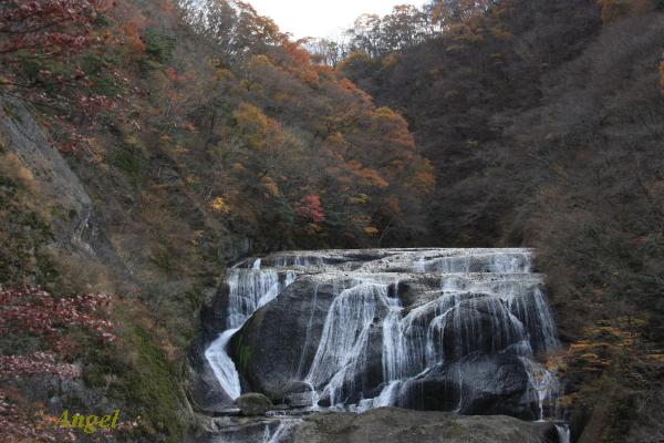 袋田の滝Angel2