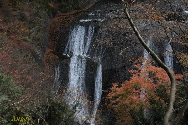 袋田の滝Angel3