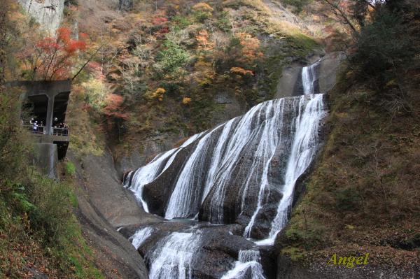 袋田の滝Angel13