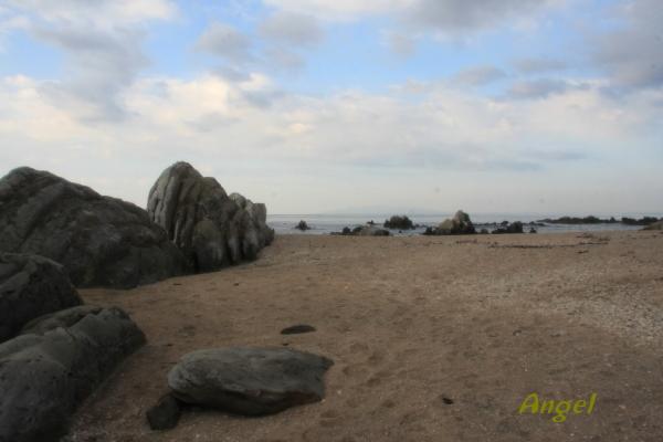 南房白浜海岸Angel2