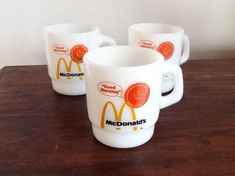McDonald'sマグ1