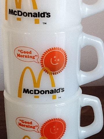 McDonald'sマグ2