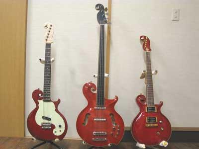 ギター比較
