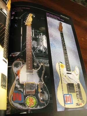 ジョーストラマーギター