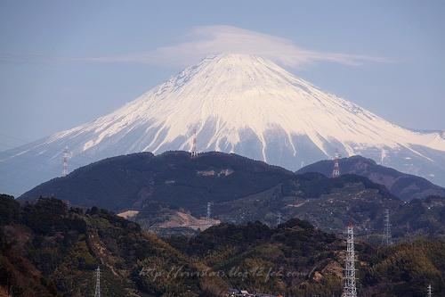 富士山201103