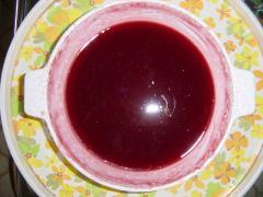 2009 07 01  ユスラウメ砂糖煮(ジャム)-2.JPG