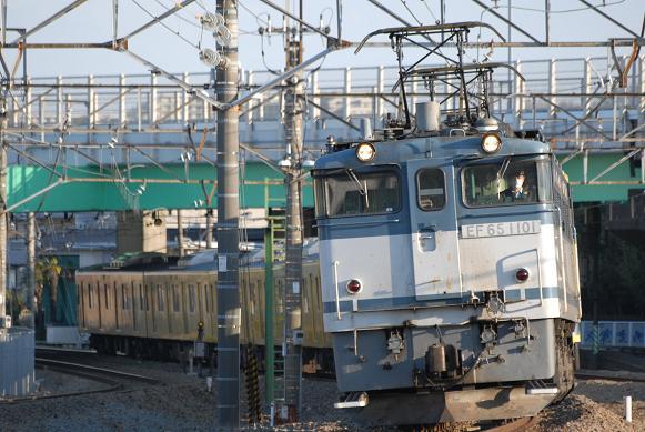 配9274レ EF65-1101 2