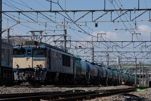 4074レ EF64-1031